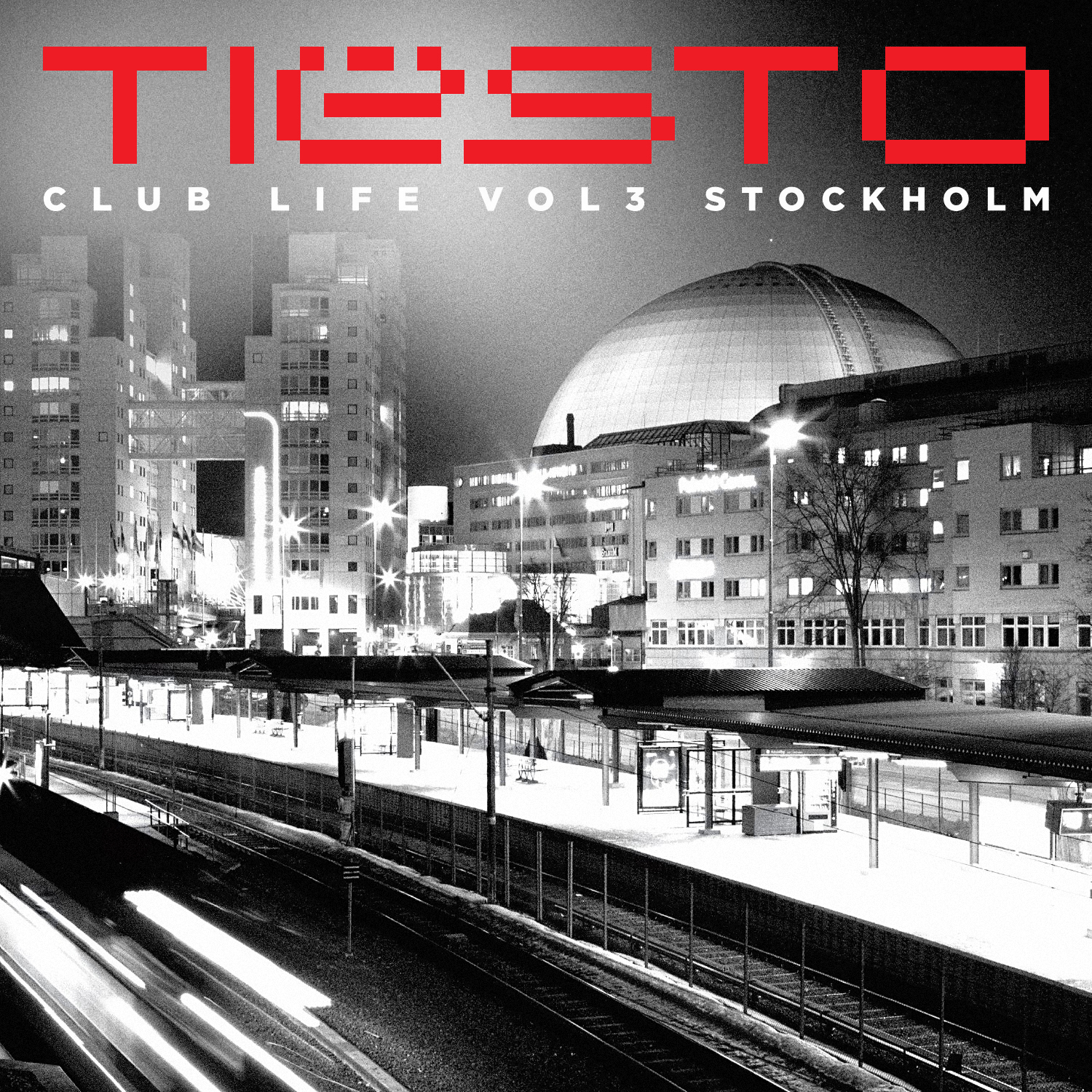 Album Artist: Tiësto / Album Title: Club Life Volume Three Stockholm