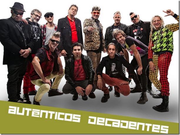 Los Autenticos Decadentes Conciertos  en Mexico 2017