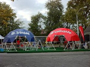 Photo: The finished tarps.