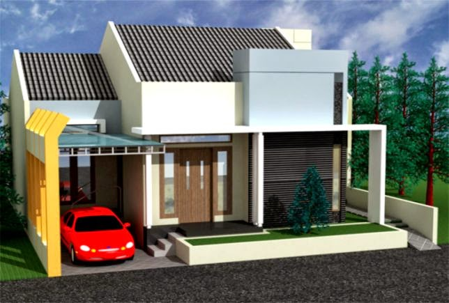 gambar dan model rumah minimalis gallery taman minimalis