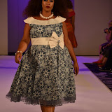 OIC - ENTSIMAGES.COM - Popzen Doll collections model(s) at the UK Plus Size Fashion Week - DAY 2 - Catwalk Show Day  London 12th September 2015  Photo Mobis Photos/OIC 0203 174 1069