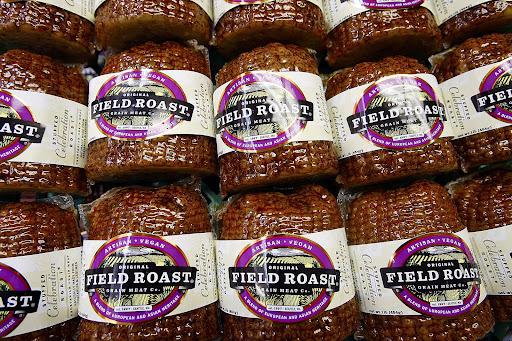 Vegan Field Roast, made in Seattle [Seattle Times/Courtney Blethen Rifkin]