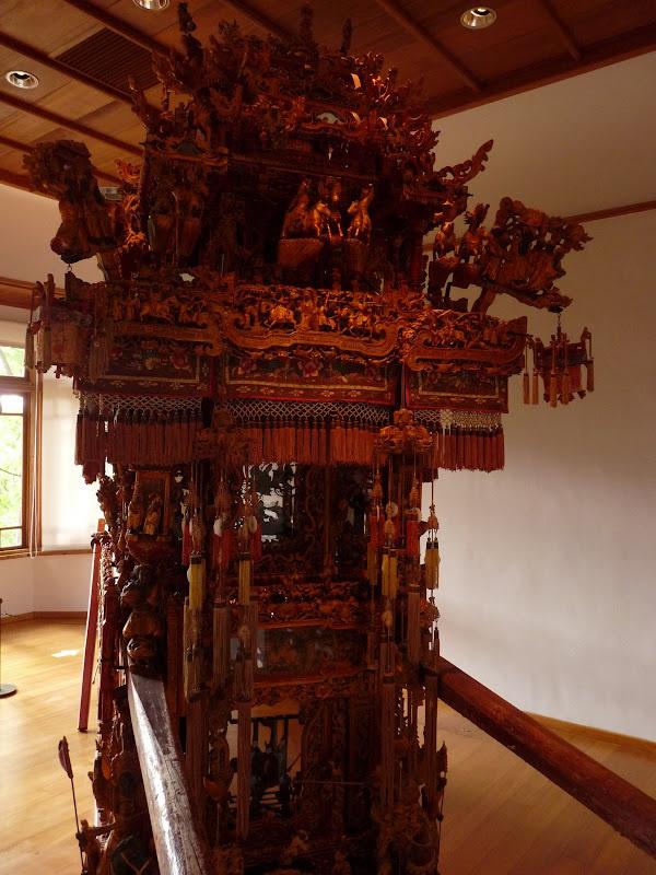 TAIWAN.Taipei .Maison japonaise vers Beitou et Musée National de Taipei à côté du Peace park - P1060339.JPG