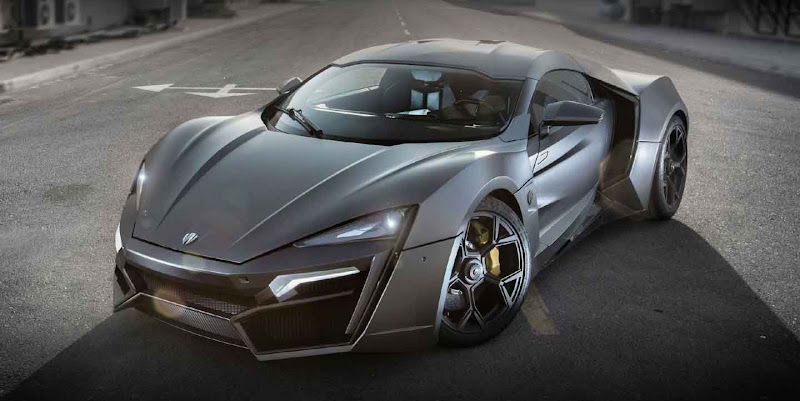 Lykan Hypersport – $3.4 Million (1)