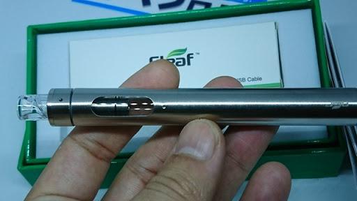 DSC 3572 thumb%255B2%255D - 【ベプログ】電子タバコ お手軽スターターキット「Eleaf iCare 140×国産リキッド」セット【初心者/VAPE/電子タバコ/スターターキット】