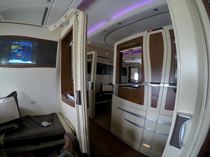 SIN%252520PVG 41 - REVIEW - Singapore Airlines : Suites - Singapore to Shanghai (A380)