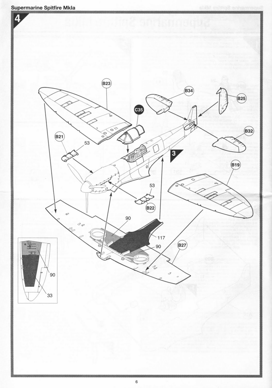 airfix tribute forum instructions
