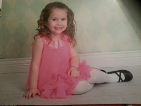Rylee Ann Smith is four years old and the great granddaughter of Philip Cooper