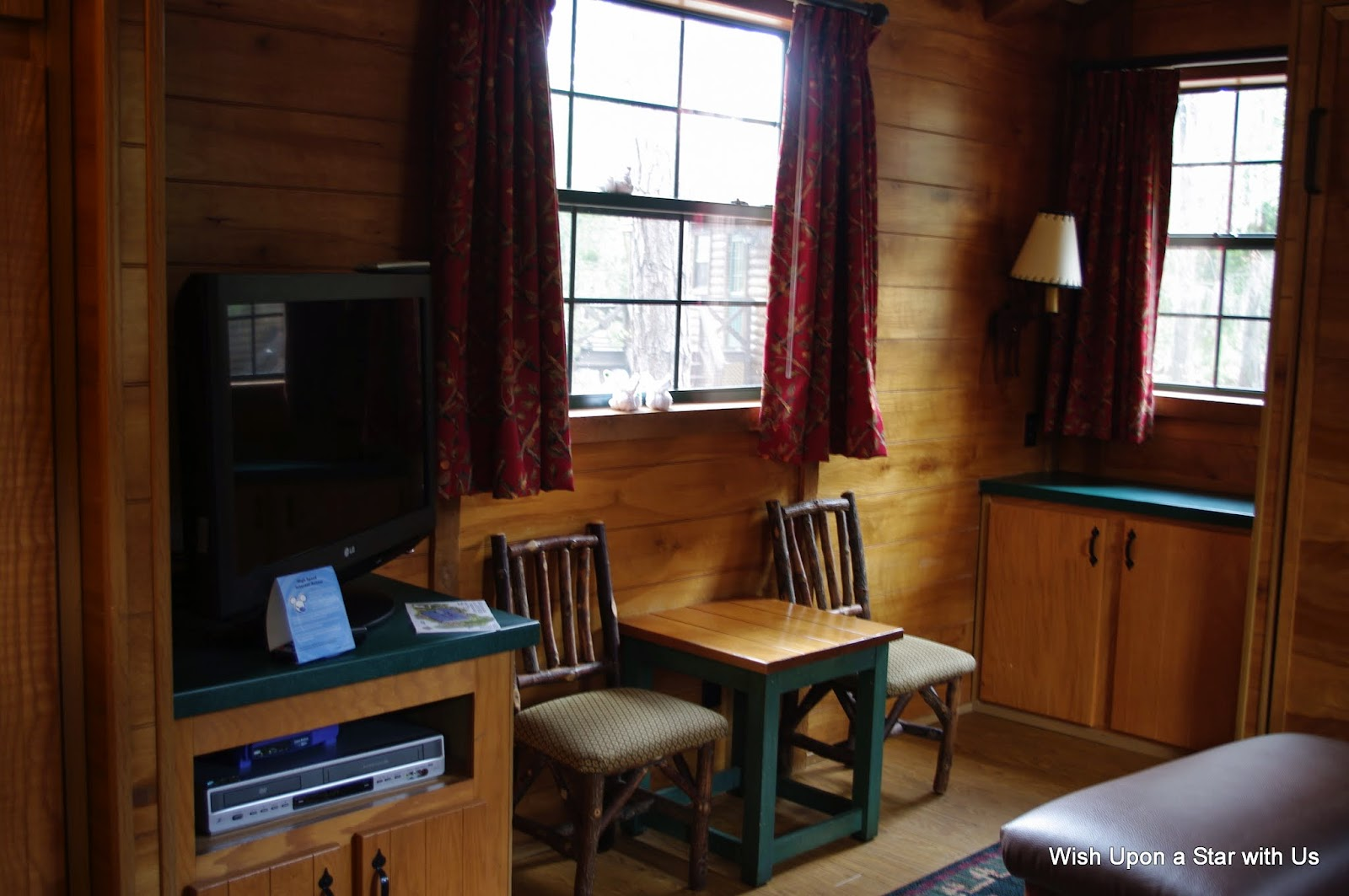 Disney Fort Wilderness Louis Authorized