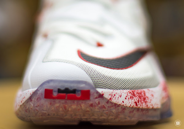 Get Up Close and Personal with Friday the 13th Nike LeBron 13