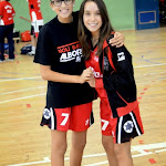 Pretemporada Cadete F NBA Rojo - CBC In