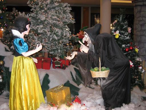 Blancanieves y la bruja malvada