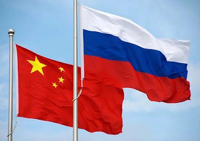 Russia help China to beat USA