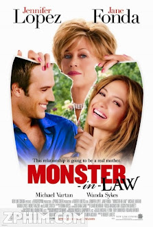 Mẹ Chồng - Monster-in-Law (2005) Poster