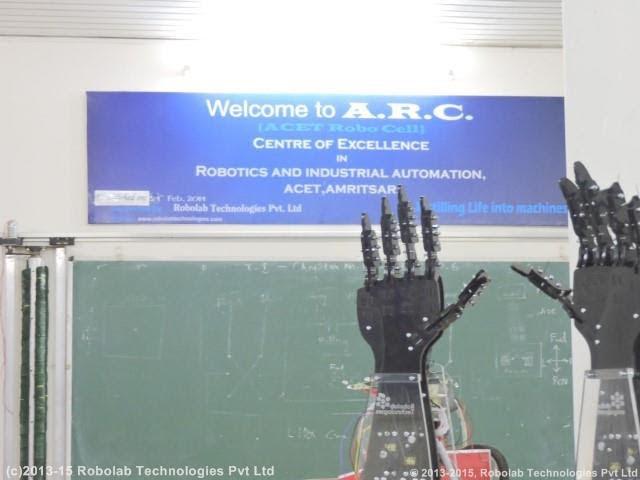 Amritsar College of Engineering and Technology, Amritsar Robolab (15).jpg