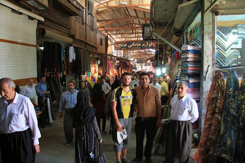 Bazar w Saqqez