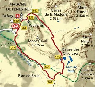 Alpine Trekking 4