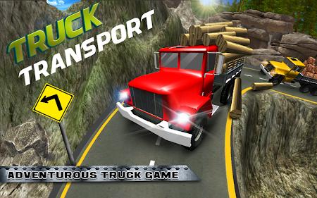 Truck Driver: Hill Transport 1.1 screenshot 1402748