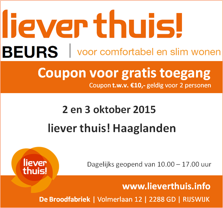Beurs Liever Thuis