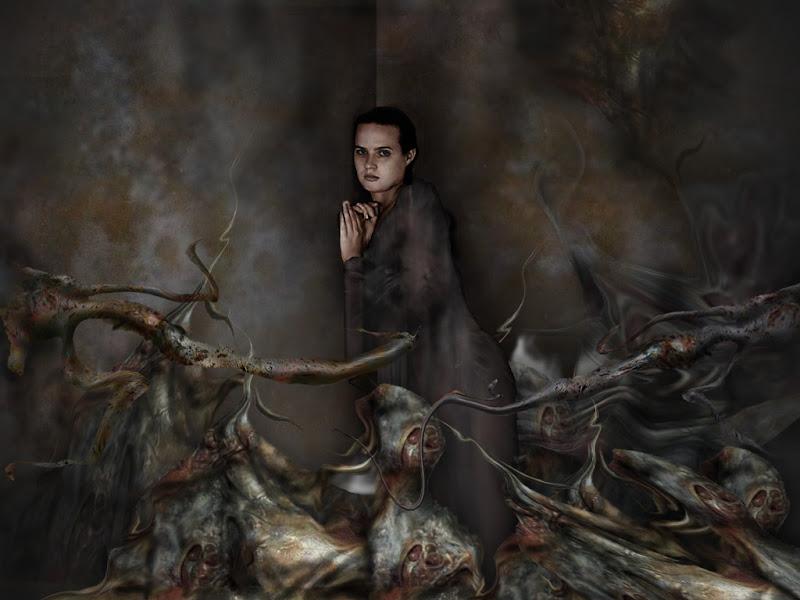 Entrapment, Horror And Dark Art