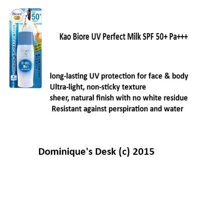 Kao Boire UV Perfect Milk