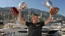 David Coulthard wins 2002 Monaco F1 GP