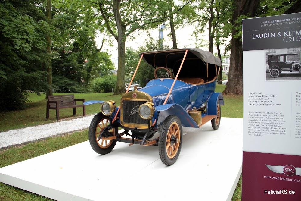 Laurin & Klement Typ S 1911 die Anfänge von Škoda