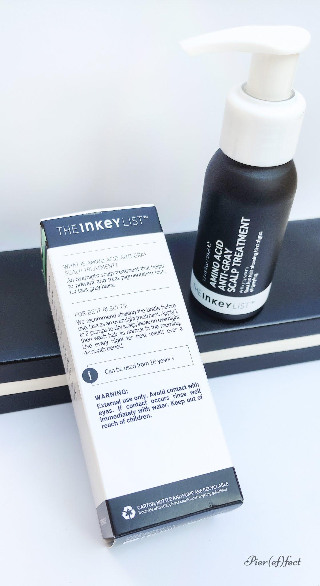 the inkey list inci