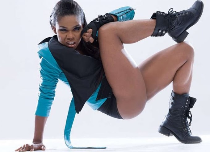 Happy Birthday! Dancer Kaffy Celebrates Her 38th Birthday Today