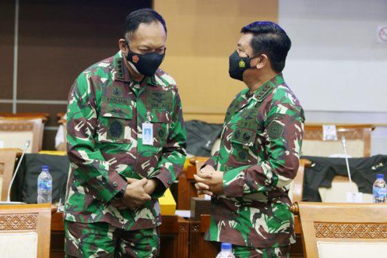 Panglima TNI: Obat Gratis Terapi Covid-19 Disimpan di Setiap Kodim
