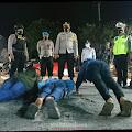 Susuri Jalan Benteng Pancasila, Puluhan Pengunjung Terjaring Yustisi
