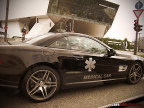 Mercedes Medical Car
