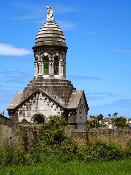 Friedhof von Villapedre