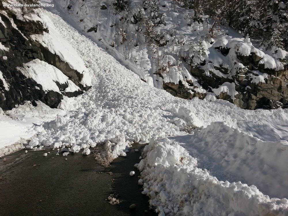Avalanche Ecrins, secteur Prégentil, Combe de l'Aiguilette RD 210 - Photo 1