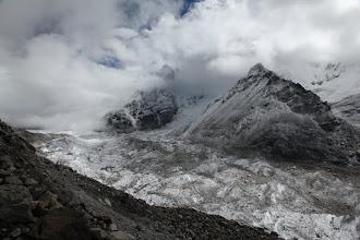 Photo: Khumbu Glacier