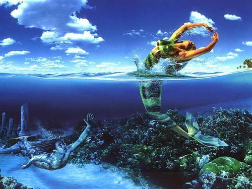 Cloud Mermaid, Undines