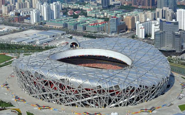ملعب بكين الوطني (National Stadium ) - الصين
