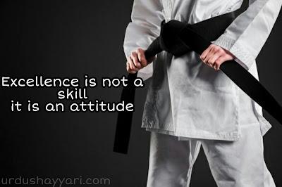 Attitude quotes short