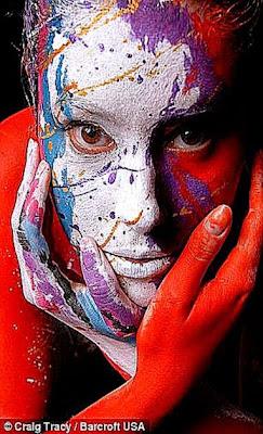 Stunning Body Painting Art 17 pics   Izismile
