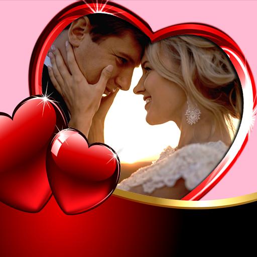 Valentine Photo Frames Icon