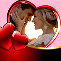 Valentine Photo Frames icon