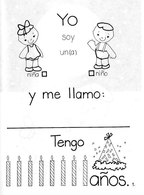 actividades para niños de preescolar 6