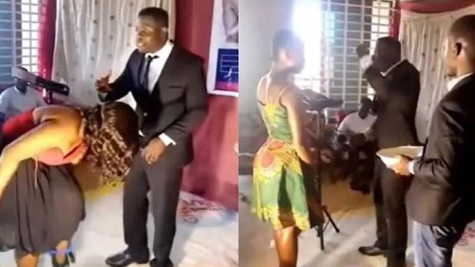 Para alcançar o espírito santo, pastor depila partes íntimas de mulheres em culto