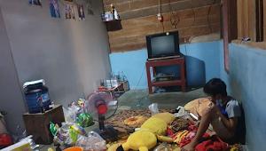 SEDIH, Ayah dan Ibu Meninggal karena Covid-19, Bocah Kelas 3 SD Isolasi Mandiri Seorang Diri di Rumah, Begini Kisah Hidupnya