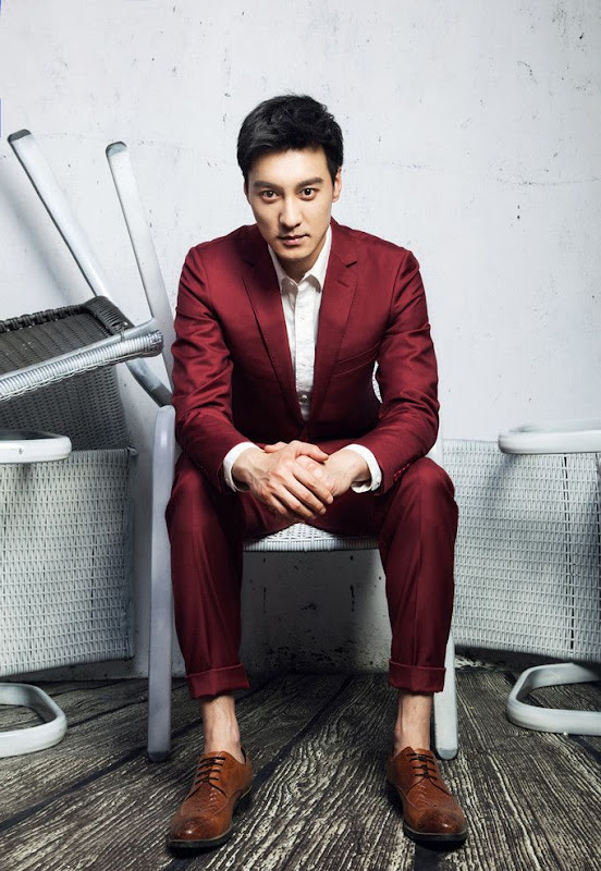 He Jianze China Actor