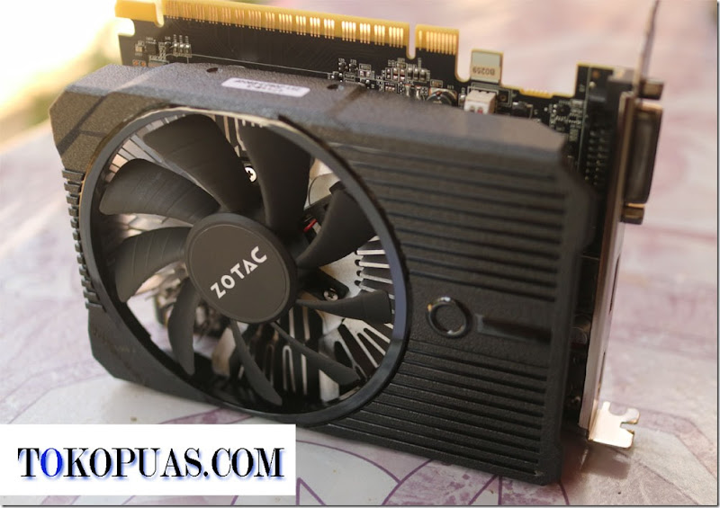 test performa vga zotac gtx 1050 mini