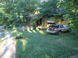 Bob and Sarah's cabin.