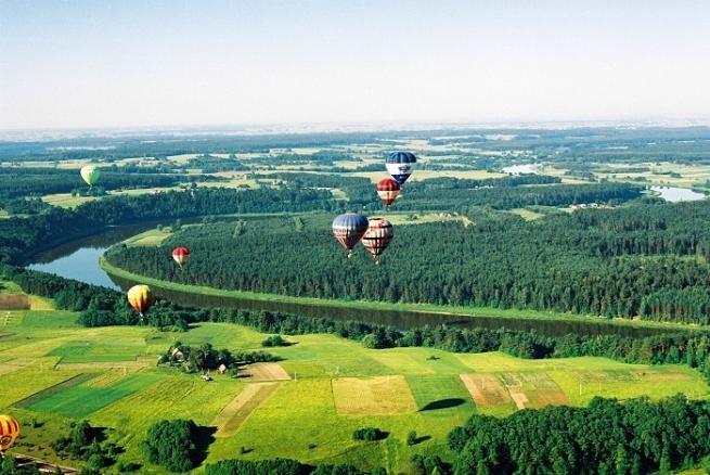 Друскининкай - курорт в Литве 2