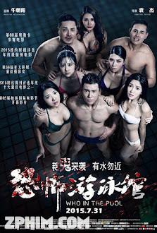 Bể Bơi Kinh Hoàng - Who in the Pool (2015) Poster