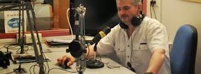 Patrick participait à une interview à la radio Handi-FM sur le coaching